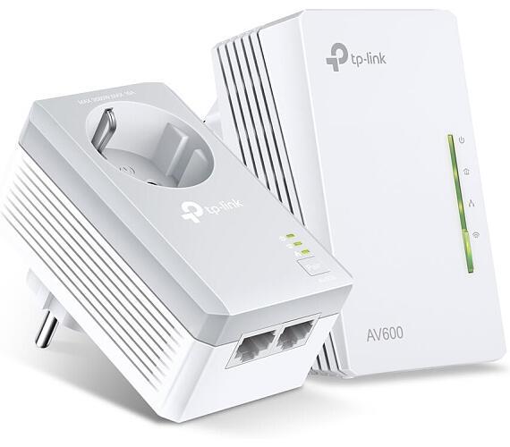 TP-Link TL-WPA4226KIT AV600 Powerline Wi-Fi Kit