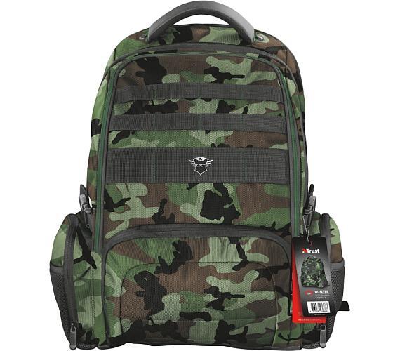 "Trust GXT 1250G Hunter Gaming Backpack pro 17.3"" laptopy"