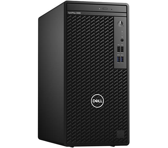 Dell OptiPlex 3080 MT/ i5-10500/ 8GB/ 512GB SSD/ DVDRW/ W10Pro/ 3Y Basic on-site (D75HT)