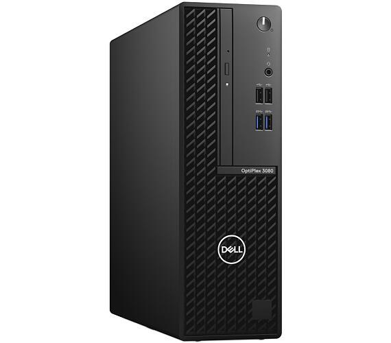 Dell OptiPlex 3080 SFF/ i3-10100/ 4GB/ 128GB SSD/ DVDRW/ W10Pro/ 3Y Basic on-site (RPVTT)