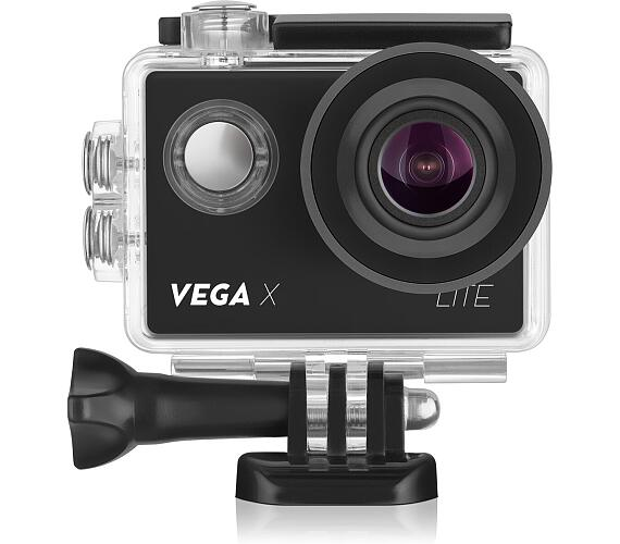 Sportovní kamera Niceboy® VEGA X Lite + DOPRAVA ZDARMA