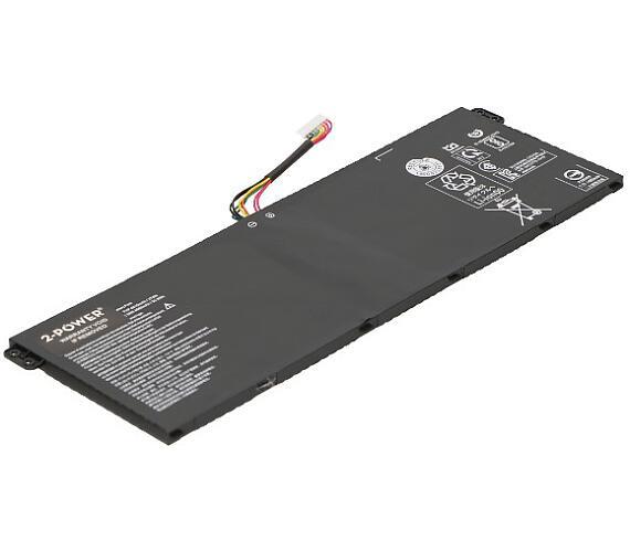 2-Power baterie pro Aspire 1 a 3 Main Battery Pack( AP16M5J alternative) 7.7V 4810mAh (CBP3690A)