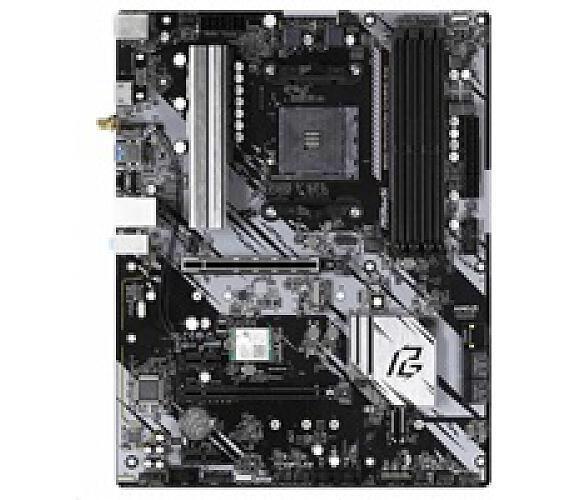 ASROCK MB Sc AM4 B550 Phantom Gaming 4/AC