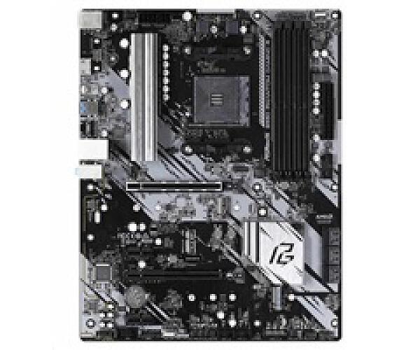 ASROCK MB Sc AM4 B550 Phantom Gaming 4