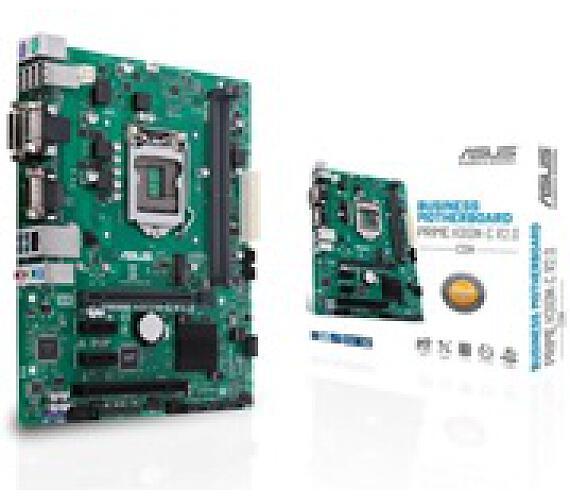 Asus MB Sc LGA1151 PRIME H310M-C R2.0/CSM (SW + PUR RMA)