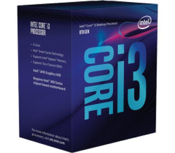 Intel Core i3-9100 3.6GHz/4core/6MB/LGA1151/Coffee Lake Refresh (BX80684I39100)