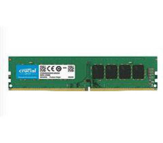 CRUCIAL DDR4 8GB DIMM 2666MHz CL19 (CT8G4DFRA266)