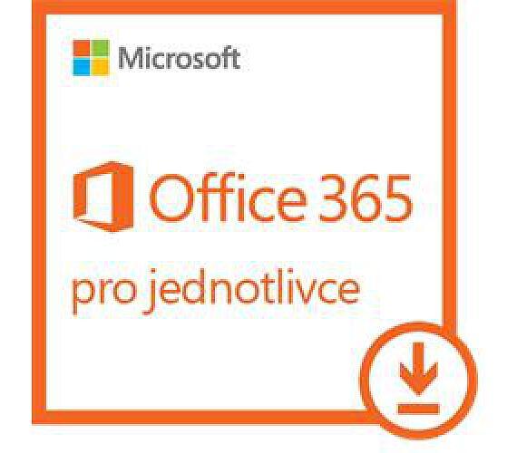 MS ESD Office 365 pro jednotlivce 32/64 - všechny dostupné jazyky - roční předplatné (QQ2-00012)