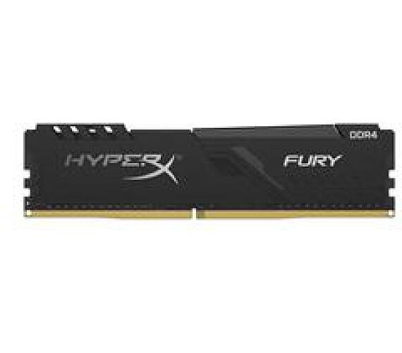 Kingston DDR4 16GB HyperX FURY DIMM 2666MHz CL16 černá (HX426C16FB3/16)