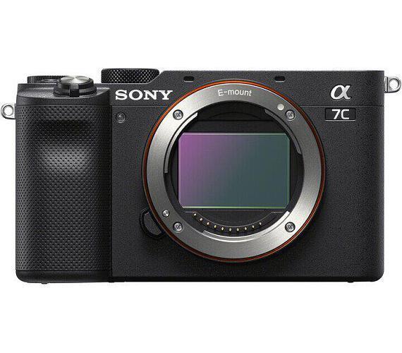 Sony ILCE7CB.CEC Kompaktní fotoaparát A7C typu Full-Frame + DOPRAVA ZDARMA