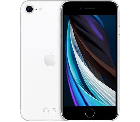 iPhone SE 128GB White (MHGU3CN/A)