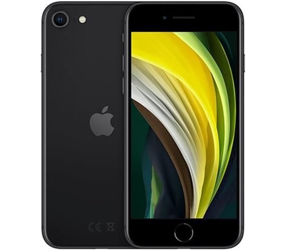 iPhone SE 256GB Black (MHGW3CN/A)