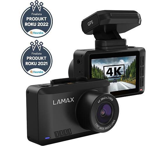 Lamax T10 4K GPS (s hlášením radarů) + DOPRAVA ZDARMA