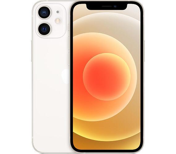 Apple iPhone 12 mini 64GB bílý (MGDY3CN/A)