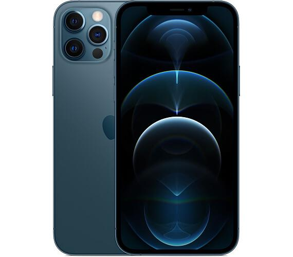 Apple iPhone 12 Pro 256 GB - Pacific Blue (MGMT3CN/A) + DOPRAVA ZDARMA