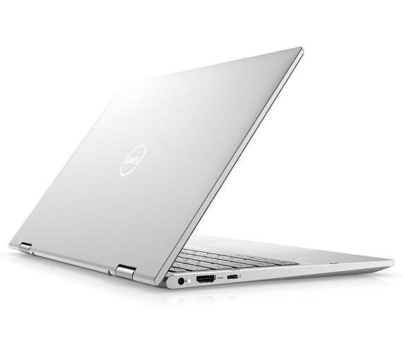 """Dell Inspiron 7306 13"""" FHD 2v1 Touch i5-1135G7/8GB/32GB+512GB SSD/FPR/HDMI/THB/W10Pro/3RNBD/Stříbrný (7306-24824)"""