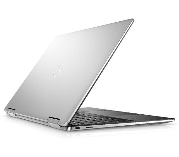 """Dell XPS 9310 13"""" FHD 2v1 Touch i7-1165G7/16GB/512GB/FPR/MCR/THB/W10Pro/3RNBD/Stříbrný (9310-24954)"""