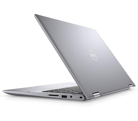 "Dell Inspiron 5406 14"" FHD 2v1 Touch i5-1135G7/8GB/256GB/FPR/MCR/HDMI/USB-C/W10Pro/3RNBD/Stříbrný (5406-25074)"