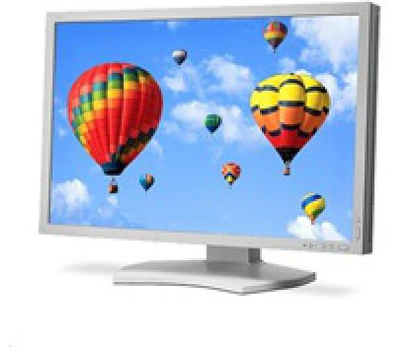 "NEC MT 24""MultiSync PA242W White Screened (60003821)"