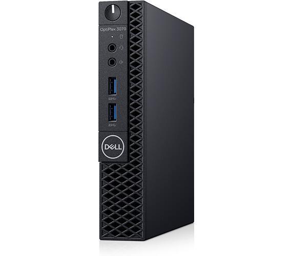 Dell Optiplex MFF 3070 Micro i5-9500T/8GB/500GB/W10P/4R-NBD (bez KB + DOPRAVA ZDARMA