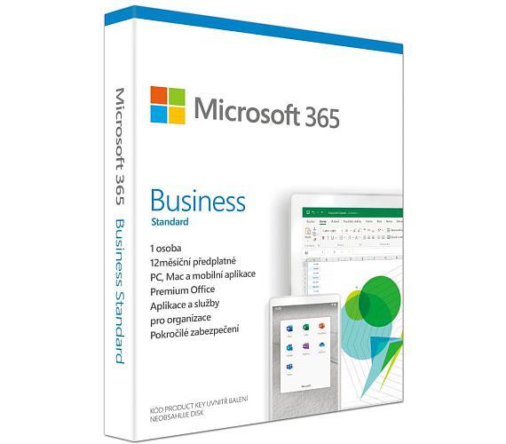 Microsoft 365 Business Standard P6 Mac/Win