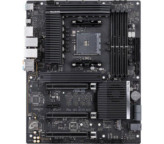 Asus MB Sc AM4 Pro WS X570-ACE + DOPRAVA ZDARMA