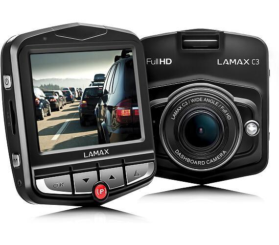 Lamax C3 + DOPRAVA ZDARMA