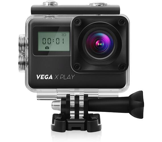 Sportovní kamera Niceboy® VEGA X Play + DOPRAVA ZDARMA