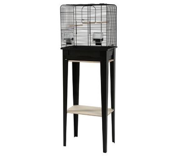 Klec ptáci CHIC LOFT S černá Zolux + DOPRAVA ZDARMA