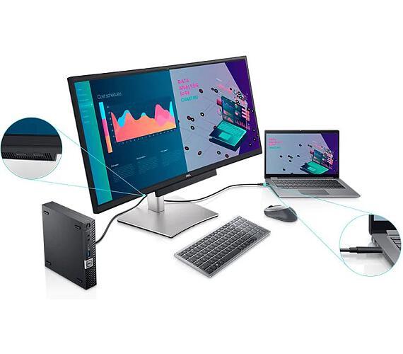 """Dell Professional P3421W/LCD 34""""/5ms/1000:1/HDMI/DP/USB-C/DP/WQHD(3440x1440)/IPS panel/zakriveny/cerny (210-AXRD)"""