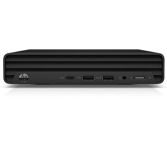 HP 260G4 DM/i3-10110U/1x4 GB/HDD 500 GB/Intel HD/WiFi a/b/g/n/ac + BT/bez MCR/65W externí/FDOS (23G86EA#BCM)
