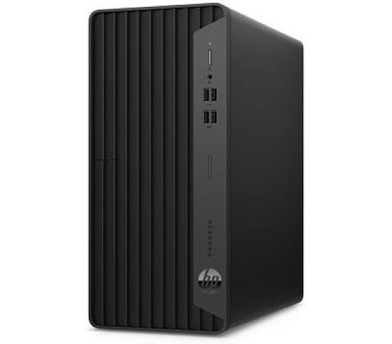 HP ProDesk 400G7 MT/i5-10500/1x8 GB/SSD 256 GB M.2 NVMe/Intel HD/bez WiFi/bez MCR/DVDRW/180W gold/Win10P64 (293T6EA#BCM)