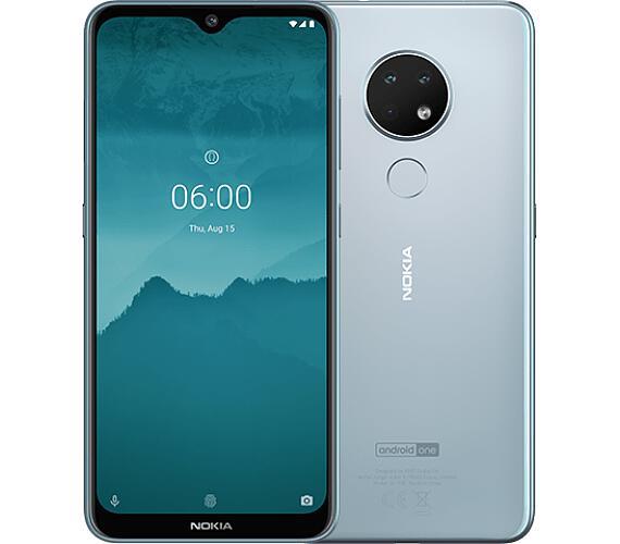Nokia 6.2 (4/64GB) Dual SIM šedá - T-mobile (101520)
