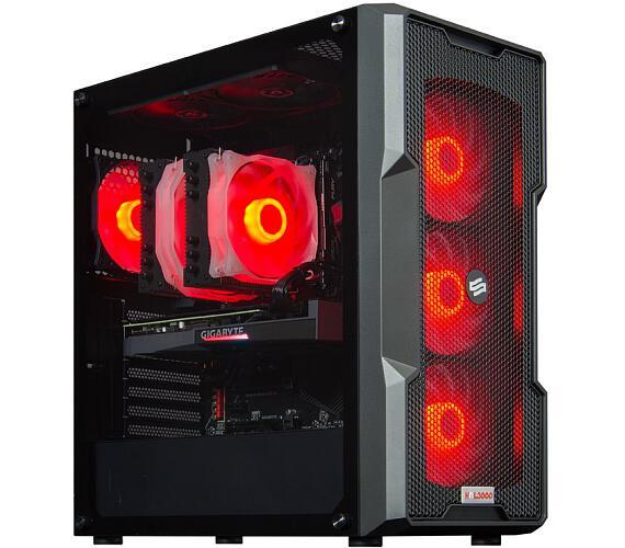 HAL3000 Alfa Gamer Ultimate 3070 / AMD Ryzen 9 5900X/ 32GB/ RTX 3070/ 1TB PCIe SSD + 960GB SSD/ W10