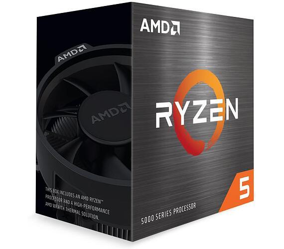 AMD cpu Ryzen 5 5600X AM4 Box (6core