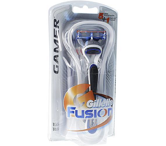 Gillette Fusion Gamer strojek na holení