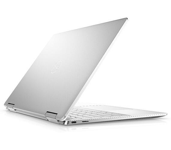 """Dell XPS 9310 13"""" UHD 2v1 Touch i7-1165G7/32GB/1TB/FPR/MCR/THB/W10Pro/3RNBD/Stříbrno-bílý (9310-25272)"""
