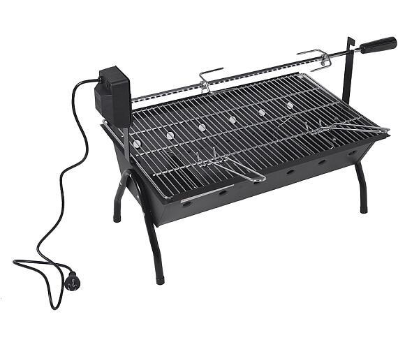 Gril Barbecue s motorem + DOPRAVA ZDARMA