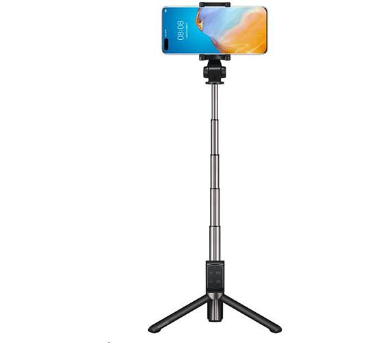 HUAWEI Original Bluetooth Tripod Selfie Tyč CF15R Pro Black (EU Blister) + DOPRAVA ZDARMA