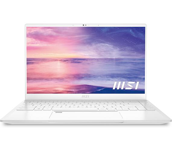 "MSI Prestige 14""FHD/i7-1185G7/16/1T/GTX1650/W10H bílý (Prestige 14 A11SCX-264CZ) + DOPRAVA ZDARMA"