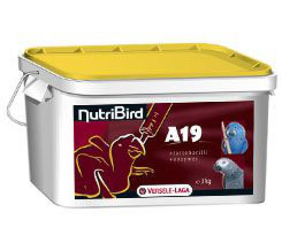 VL Nutribird A19 pro papoušky 3kg