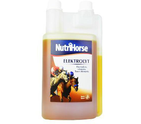 Nutri Horse Elektrolyt 1l new