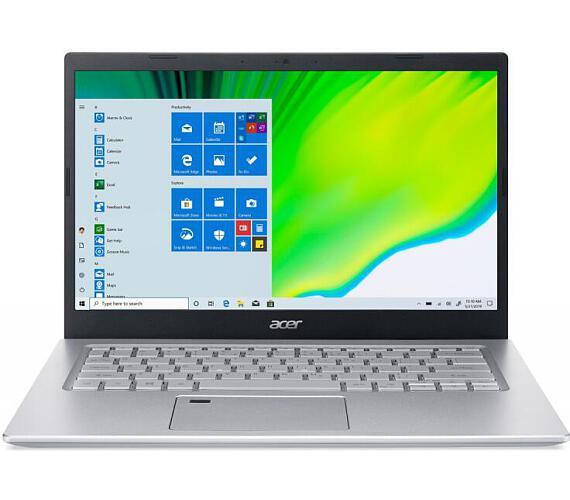 "Acer Aspire 5 (A514-54-56DL) i5-1135G7/4GB+4GB/256GB SSD+N/Iris Xe Graphics/14""FHD IPS LED matný/BT/W10 Home/Silver (NX.A2CEC.001) + DOPRAVA ZDARMA"