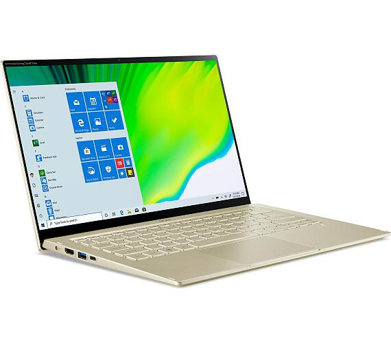 "Acer Swift 5 (SF514-55T-52VM) i5-1135G7/8GB+N/A/512GB SSD+N/A/Iris Xe Graphics/14"" FHD IPS Touch/BT/W10 Home/Gold (NX.A35EC.005)"