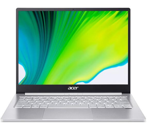 """Acer Swift 3 (SF313-53-7102) i7-1165G7/16GB+N/A/512GB SSD+N/A/Iris Xe Graphics/13.5"""" QHD IPS/W10 Home/Silver (NX.A4KEC.005)"""