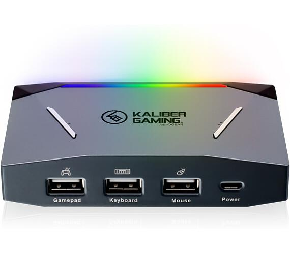 IOGEAR KeyMander 2 Adapter Klávesnice a myši pro herní konzole ((Xbox One