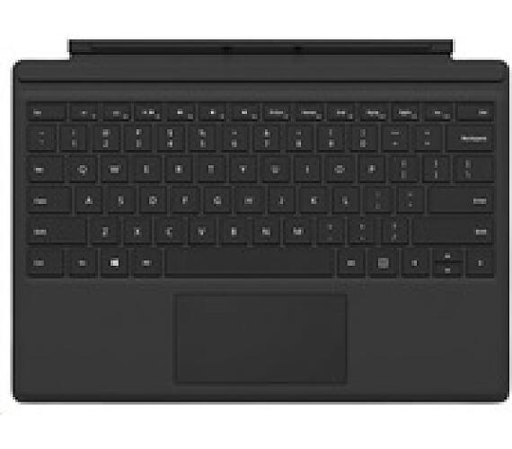 Microsoft Surface Go Type Cover černý CZ/SK (KCN-00029CZ)