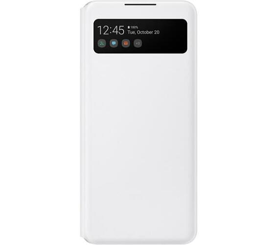 Samsung Galaxy A42 EF-EA426PWEGEE bílé + DOPRAVA ZDARMA