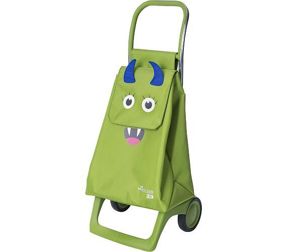 Rolser Monster Kid MF Joy 2 dětská nákupní taška na kolečkách + DOPRAVA ZDARMA