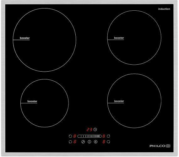 Philco PHD 64 SB + Český ovládací panel! + 36 měsíců bezplatný servis + DOPRAVA ZDARMA